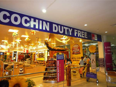Cochin International Airport Specialty Retail
